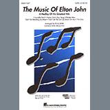 Elton John The Music of Elton John (A Medley Of His Greatest Hits) (arr. Ed Lojeski) cover art