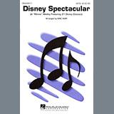 Mac Huff Disney Spectacular cover kunst