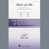 Rollo Dilworth Shine On Me l'art de couverture