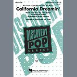 The Mamas & The Papas California Dreamin' (arr. Roger Emerson) cover art