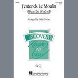 French Canadian Folk Song J'entends Le Moulin (I Hear The Wind Mill) (arr. Emily Crocker) cover art