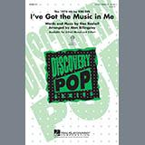 Alan Billingsley I've Got The Music In Me cover art