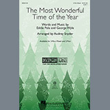 Audrey Snyder - The Most Wonderful Time Of The Year