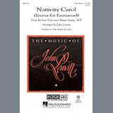 John Leavitt - Nativity Carol (Enatus Est Emmanuel)