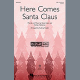 Audrey Snyder - Here Comes Santa Claus (Right Down Santa Claus Lane)