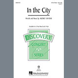 Audrey Snyder In The City cover art