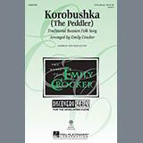 Russian Folk Song Korobushka (arr. Emily Crocker) l'art de couverture