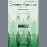 Audrey Snyder - Christmas Chopsticks - Piano Secondo