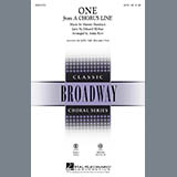 One (from A Chorus Line) - Choir Instrumental Pak
