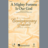 Mark Hayes A Mighty Fortress Is Our God - Timpani cover art