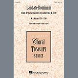 Wolfgang Amadeus Mozart - Laudate Dominum (from Vesperae solennes de confessore, K. 339) (arr. John Leavitt)