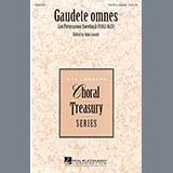 John Leavitt - Gaudete Omnes