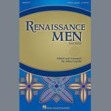 John Leavitt Renaissance Men arte de la cubierta