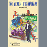 Mac Huff 100 Years Of Broadway (Medley) cover art