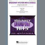 John Leavitt - Broadway Hits For Men's Chorus