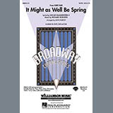 It Might As Well Be Spring - Choir Instrumental Pak