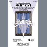 Jersey Boys (Choral Highlights) - Choir Instrumental Pak