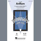 Anthem (from Chess) - Choir Instrumental Pak