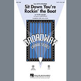 Sit Down Youre Rockin The Boat - Choir Instrumental Pak