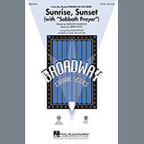 Sunrise, Sunset (with Sabbath Prayer) - Choir Instrumental Pak