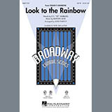 Look To The Rainbow (from Finians Rainbow) - Choir Instrumental Pak