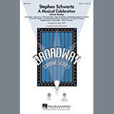 Stephen Schwartz: A Musical Celebration (Medley) - Choir Instrumental Pak