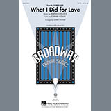 Marvin Hamlisch What I Did For Love (from A Chorus Line) (arr. Audrey Snyder) cover art