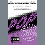 What A Wonderful World - Choir Instrumental Pak
