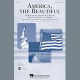 Samuel A. Ward America, The Beautiful (arr. John Leavitt) cover art