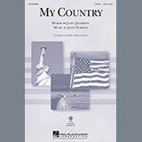 John Jacobson My Country l'art de couverture