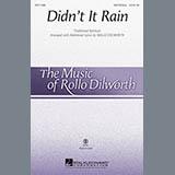 Didnt It Rain - Choir Instrumental Pak Noter