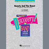 Michael Sweeney Beauty and the Beast - Eb Alto Saxophone cover kunst