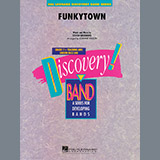 Johnnie Vinson Funkytown cover art