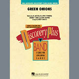 Green Onions - Concert Band Partiture