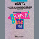 Spider Pig (from The Simpsons Movie) - Concert Band