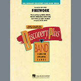 Firework - Concert Band Sheet Music