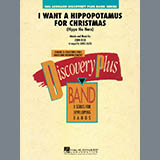 I Want A Hippopotamus For Christmas - Concert Band