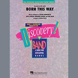 Johnnie Vinson Born This Way cover art