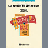 Can You Feel The Love Tonight (from The Lion King) - Concert Band Sheet Music