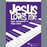 Jesus Loves Me (with Clair de Lune)