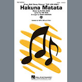 Elton John Hakuna Matata (from Disney's The Lion King) (arr. Roger Emerson) l'art de couverture