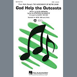 Bette Midler God Help The Outcasts (from The Hunchback Of Notre Dame) (arr. Audrey Snyder) cover art