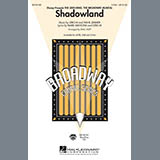 Lebo M., Hans Zimmer and Mark Mancina Shadowland (from The Lion King: Broadway Musical) (arr. Mac Huff) arte de la cubierta