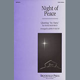 Franz Schubert - Night Of Peace (arr. John Purifoy)