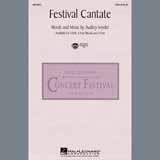 Partition chorale Festival Cantate de Audrey Snyder - 3 voix mixtes