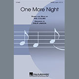 Phil Collins - One More Night (arr. Philip Lawson)