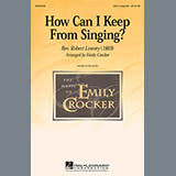 Emily Crocker How Can I Keep From Singing cover art