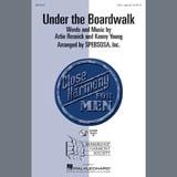 The Drifters - Under The Boardwalk (arr. SPEBSQSA, Inc.)