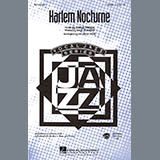 Earle Hagen and Dick Rogers Harlem Nocturne (arr. Michele Weir) - Piano cover art
