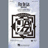 Flor De Lis (Upside Down) - Choir Instrumental Pak